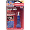 Permanent Strength Threadlocker RED