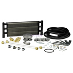 Swirl Cool Engine Oil Cooler - Heavy Duty