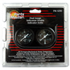 Continental Mini Dual Oil Pressure / Water Temperature Gauge Kit