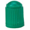 Green Valve Cap W/Grommett