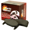 Semi Metallic Brake Disc Pads