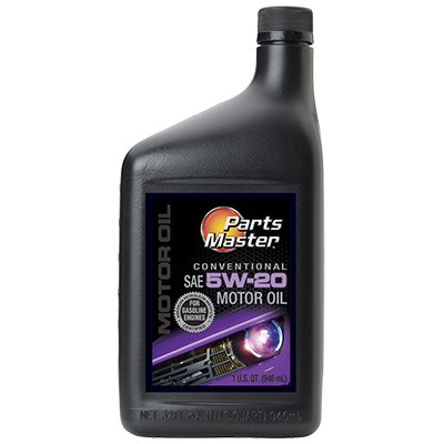 Autoparts2020 Parts Master Conventional Motor Oil 5w20
