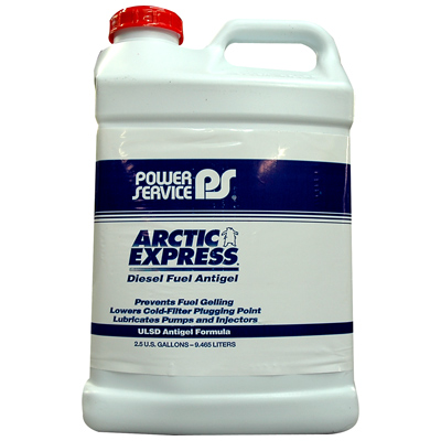 Artic Flo Diesel Fuel Cold Weather Performance Additive Case of 24