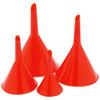 4-pc. Plastic Funnels