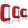 3 pc. C-Clamp Set