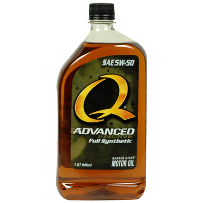 Autoparts2020 quaker state full synthetic motor oil for Quaker state conventional motor oil