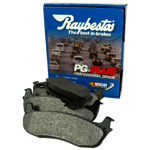 PG Plus Semi-Metallic Disc Brake Pads