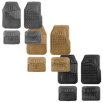 Michelin Style All Weather Floor Mats