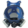 Professional Blue Full-face Respirator-APR