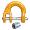 Alloy 1/2 Coupling Links w/ Pin and Sleeve