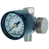 Air Adjusting Valve with Gauge