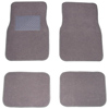 4-Piece Floor Mat Set