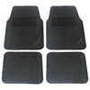 4 Piece Floor Mat Set