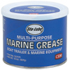 Marine Boat Trailer and 4x4 Wheel Bearing Grease