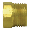 Tube Nut  Brass Fitting