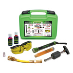 Complete OPTIMAX Jr / EZ-Ject A/C and Fluid Leak Detection Kit