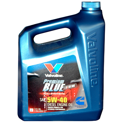 Autoparts2020 valvoline premium blue full synthetic for Synthetic motor oil for diesel engines