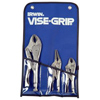 10-Piece Vise Grip Locking Pliers Set with 'C' Clamps