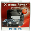 Philips X-treme Power Headlight Bulb HB2