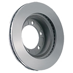 Heavy-Duty Disc Brake Rotors
