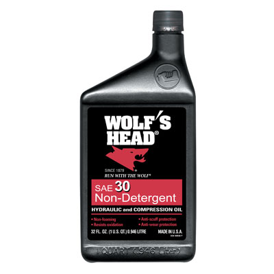 Autoparts2020 Wolfs Head Motor Oil Hydraulic And
