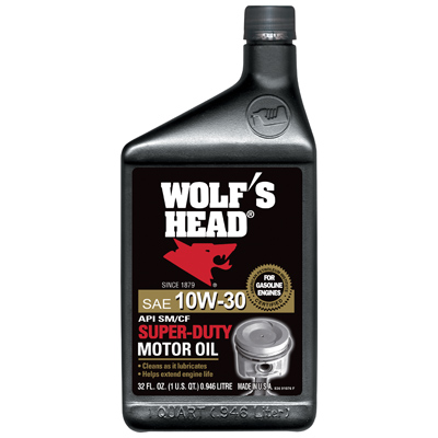 Autoparts2020 Wolf S Head Super Duty Motor Oil