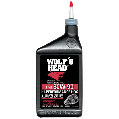 Autoparts2020 Wolf 39 S Head Hdx All Purpose Gear Lube Gl 5