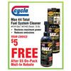 Max44 $5 Rebate - Fuel System Cleaner