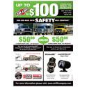 Air Lift Company Summer $50 + $50 Consumer Rebate