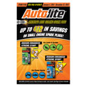Autolite Small Engine Spark Plug Rebate