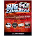 Edelbrock Big Carb Deal Promotion!