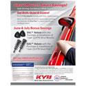 KYB Smart Moves Rebate