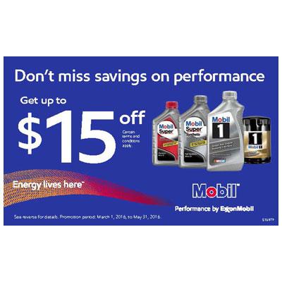Autoparts2020 mobil motor oil rebate for Mobil motor oil rebate