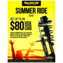 Monroe Summer Ride Event Rebate