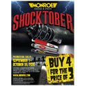 Monroe Ride Control Shocktober Rebate