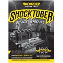 Monroe Shocks & Struts Shocktober Rebate