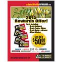 Spring 2015 Send Me My Rewards Auto Repair Rebate