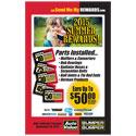 Summer 2015 Send Me My Rewards Auto Repair Rebate