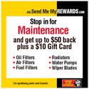 Winter 2015 Send Me My Rewards Auto Repair Rebate