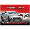 Spectre Performance Air Intake Rebate