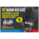 Valvoline Mechanix Wear Gloves Promotion