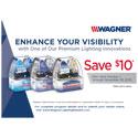 Wagner Premium Lighting Capsules Rebate
