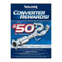 Walker Converter Rewards