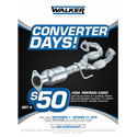 "Walker ""Converter Days"" Rebate"
