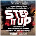 Westin Step It Up Promotion